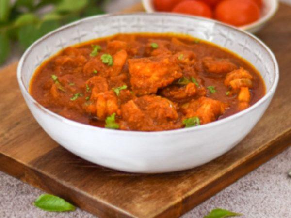 Spicy Prawn Curry