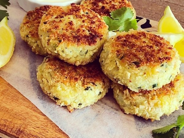 Spicy Hake Fishcakes