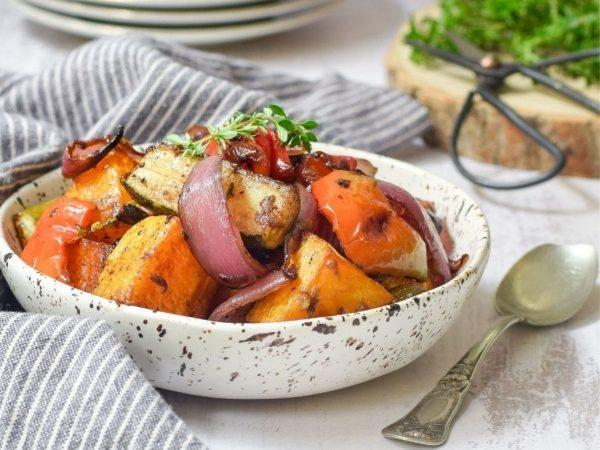 Perfect Roast Vegetable