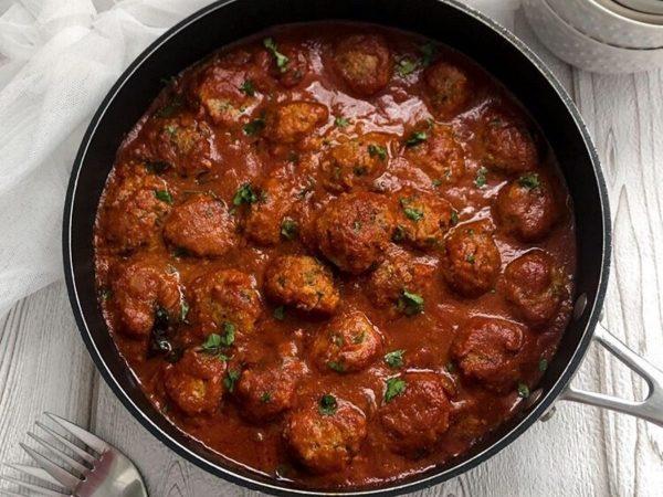 Spicy Lamb Kebab Chutney