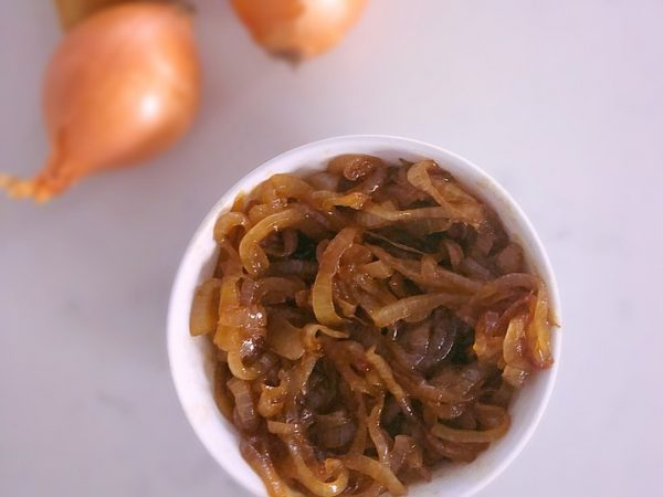 Balsamic Caramelized Onion