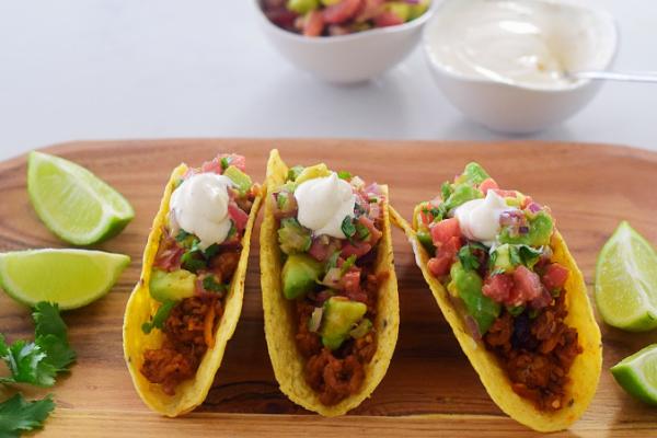 Easy Lamb Tacos