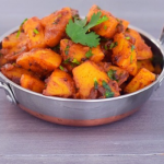 Fragrant and Spicy Bombay Potatoes