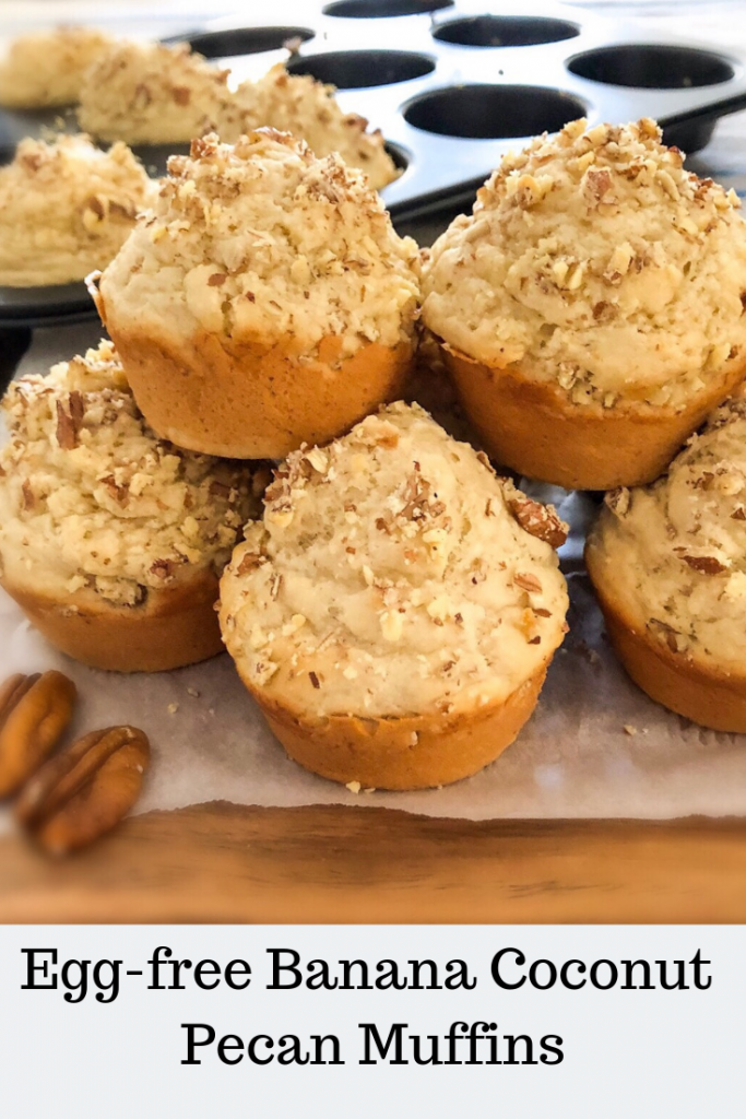 Super Easy Egg-Free Muffins made in a food processor