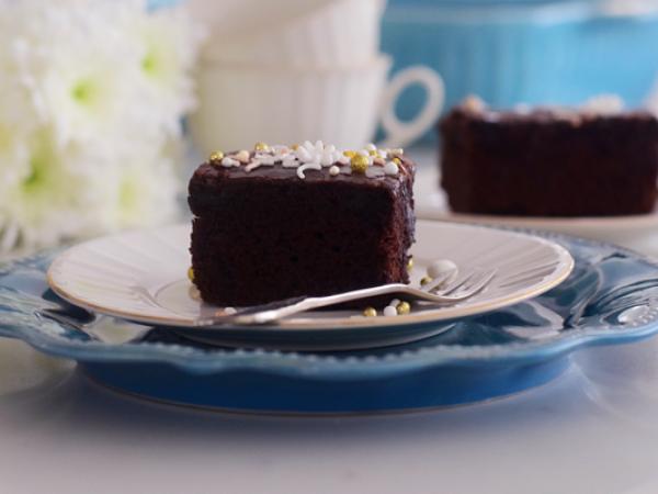 Super Moist Chocolate Sheet Cake