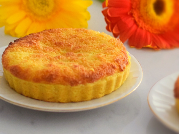 Hong Kong Coconut Tart