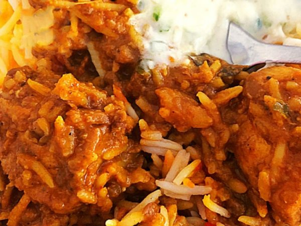 Chicken Biryani : South African Recipe