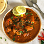 Spicy Chicken Curry cooked in under 30 minutes