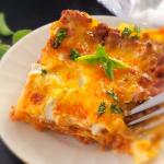 Delicious Lamb Lasagna made the old-fashioned way