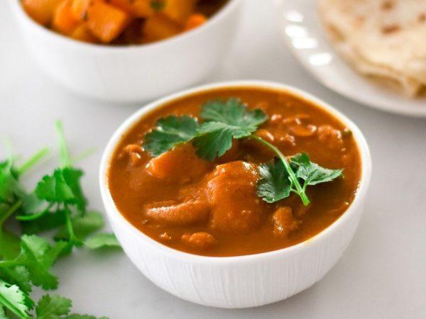 Simple Sugar Bean Curry