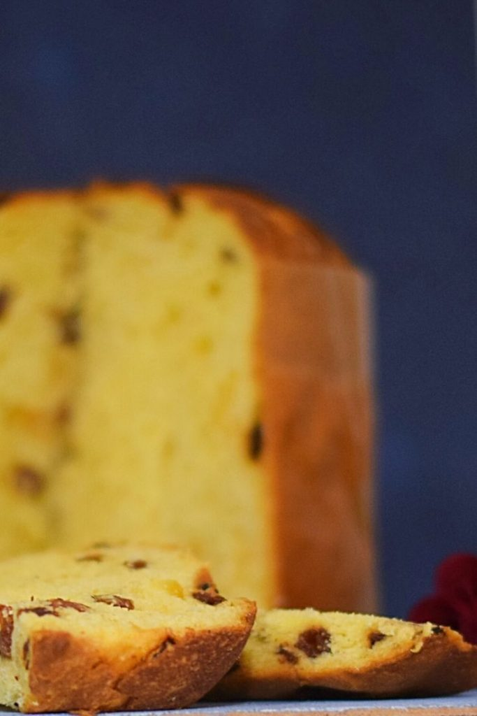 Italian cake-like bread