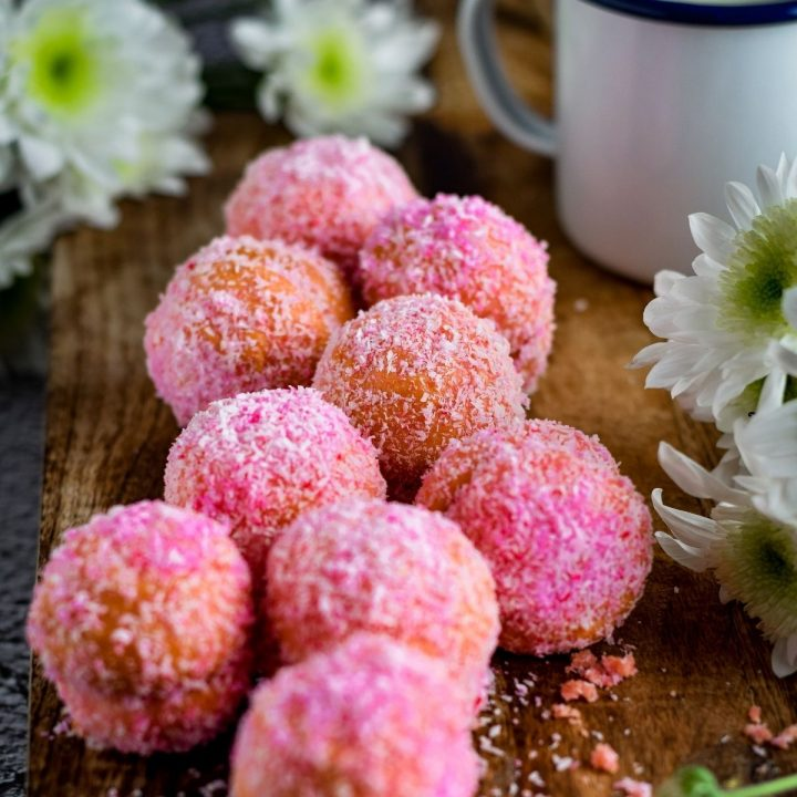 Delicious Soft Snowballs Recipe