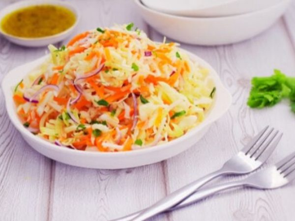 Vinaigrette Coleslaw Recipe