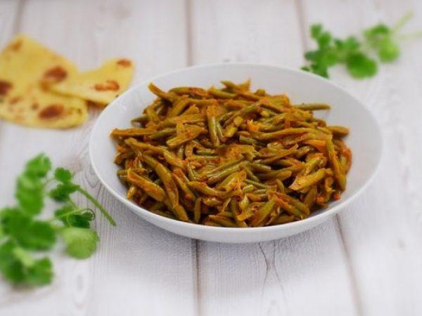 Easy Green Bean Curry