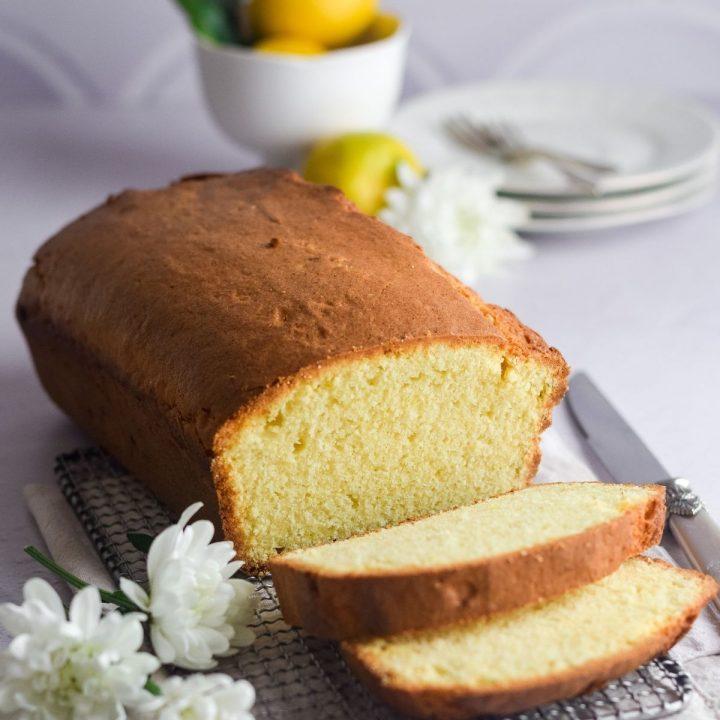 Easy Madeira Loaf