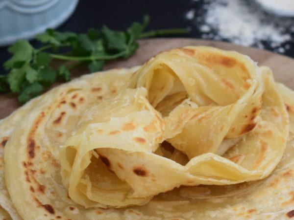 Flaky Roti – Paratha