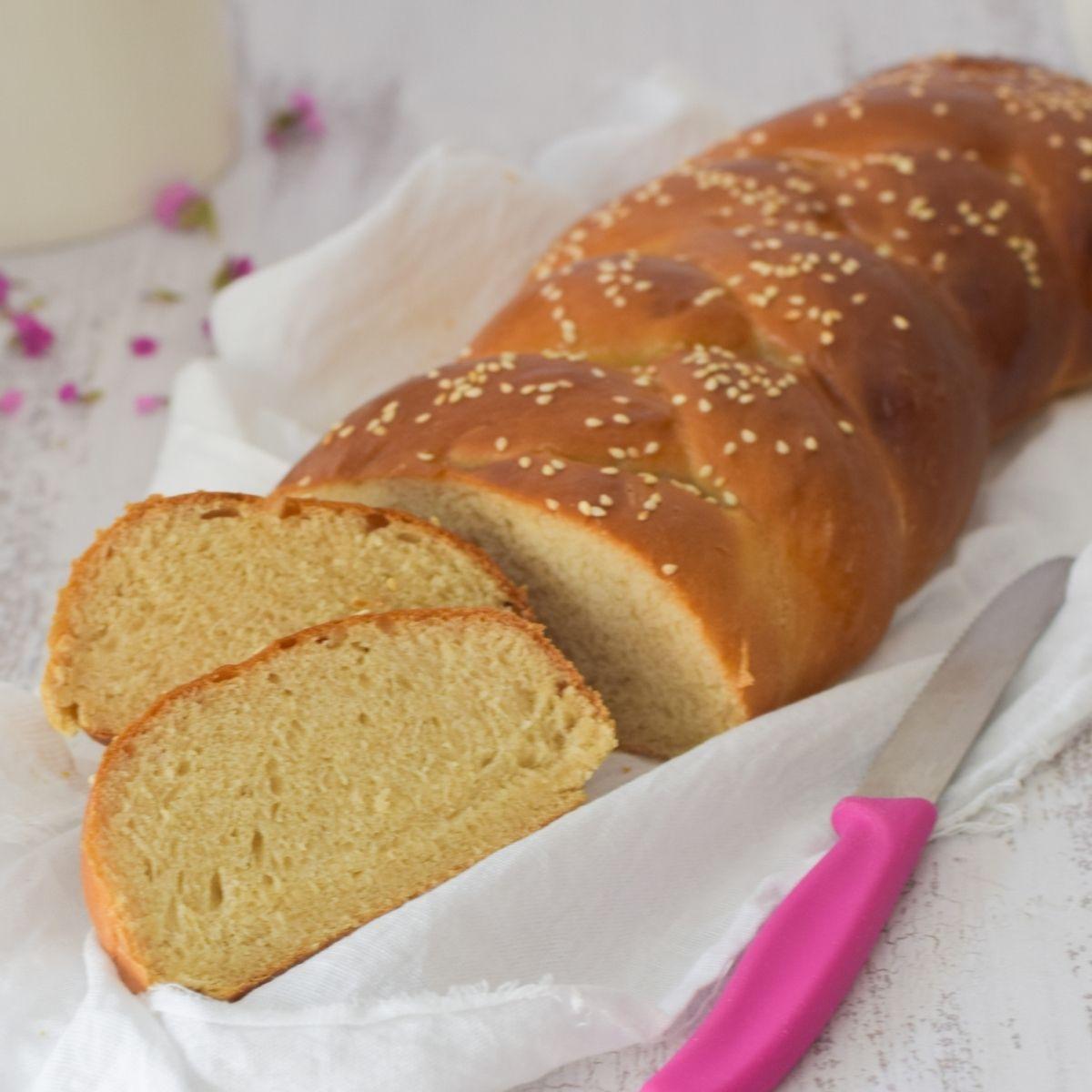 Easy Braided Bread