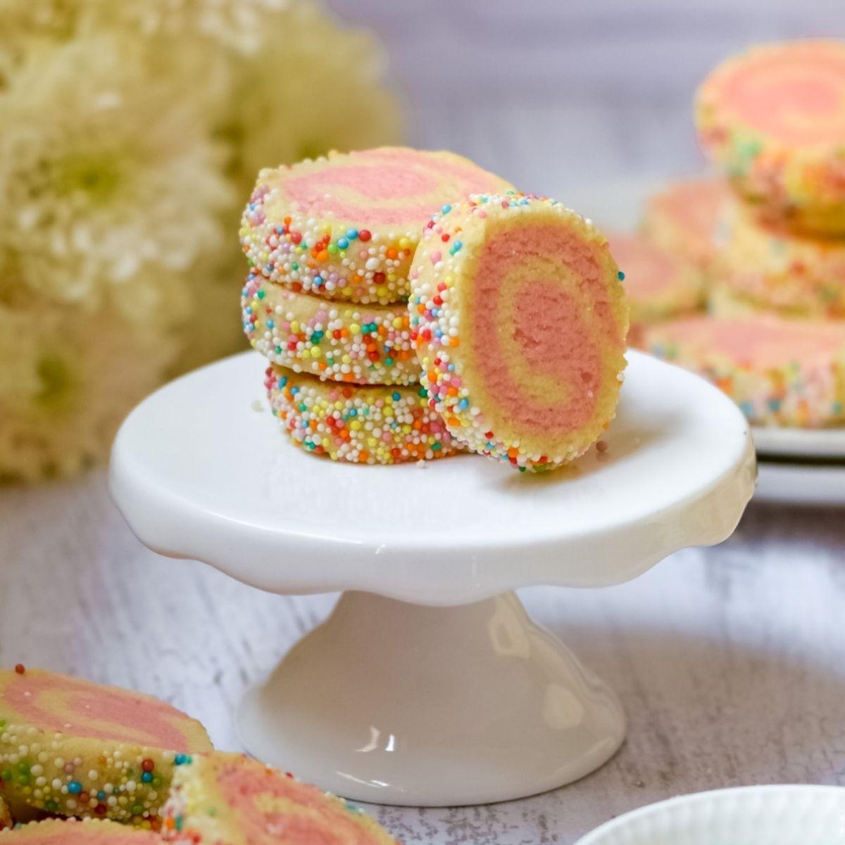 Easy Pinwheel Cookies