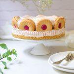 Strawberry Whirls Cheesecake
