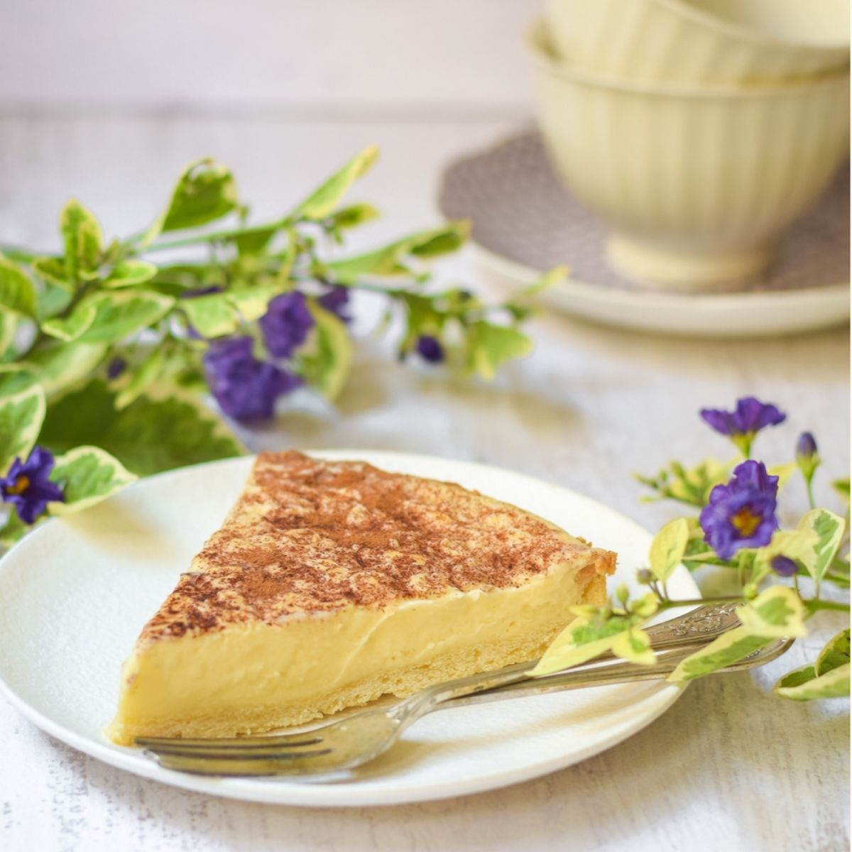 Easy Milk Tart Recipe