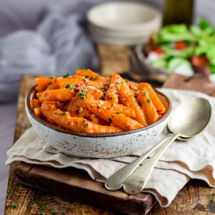 Gigi Hadid Pasta Recipe