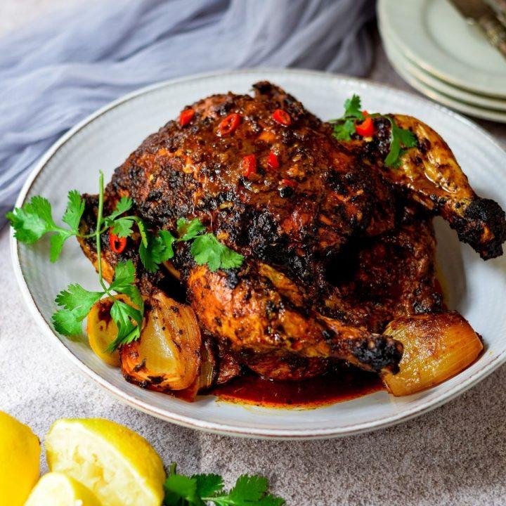 Indian Spiced Chicken